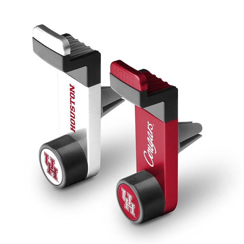 Houston Cougars Car Mount 2 Pack - Prime Brands Group
