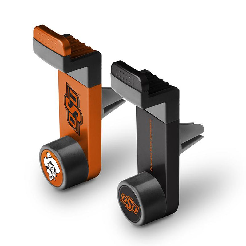Oklahoma State Cowboys Car Mount 2 Pack - Prime Brands Group