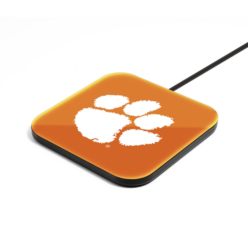 Clemson Tigers Wireless Charging Pad - Prime Brands Group