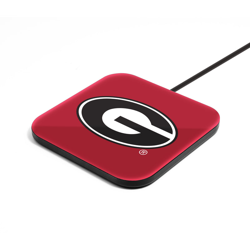 Georgia Bulldogs Wireless Charging Pad - Prime Brands Group