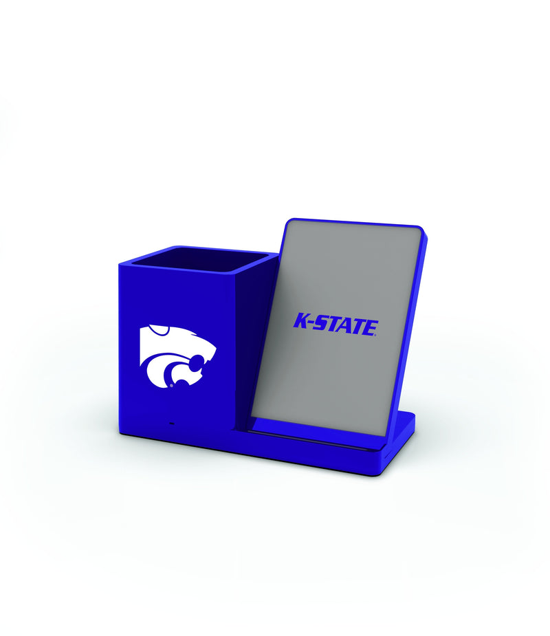 N.C State Wildcats Wireless Charging Pen Holder - Prime Brands Group