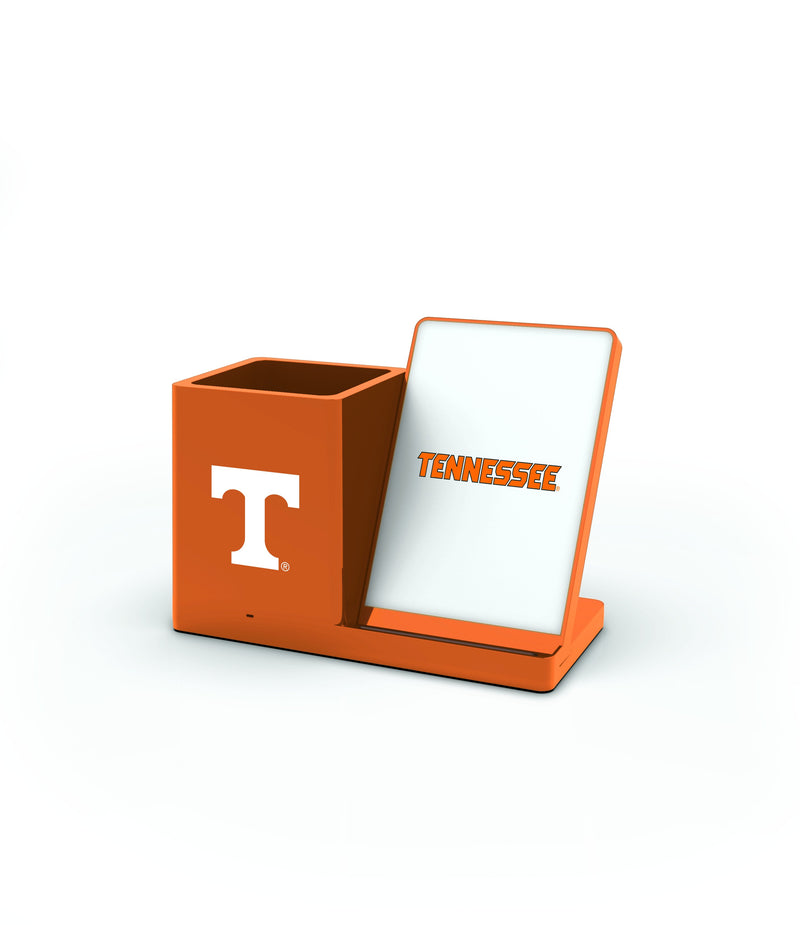 Tennessee Volunteers Wireless Charging Pen Holder - Prime Brands Group