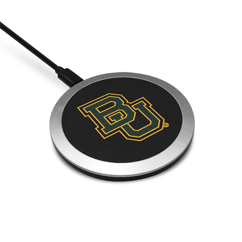 Baylor Bears Wireless Charging Pad - Prime Brands Group