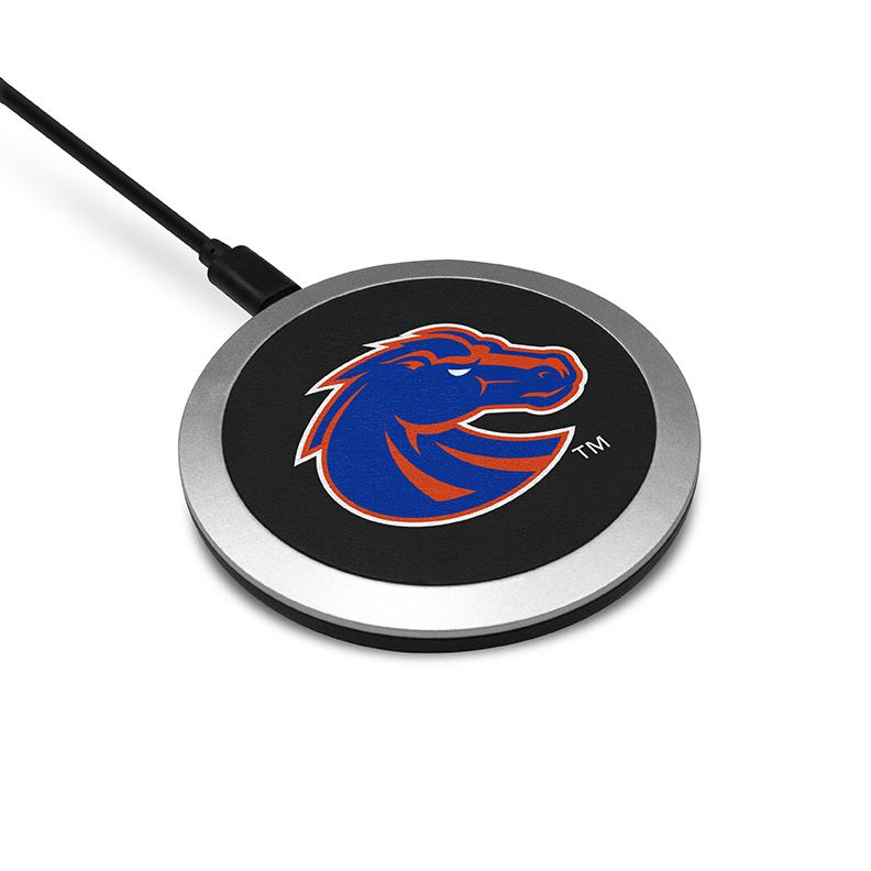 Boise State Broncos Wireless Charging Pad - Prime Brands Group
