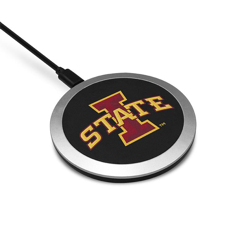 Iowa State Cyclones Wireless Charging Pad - Prime Brands Group