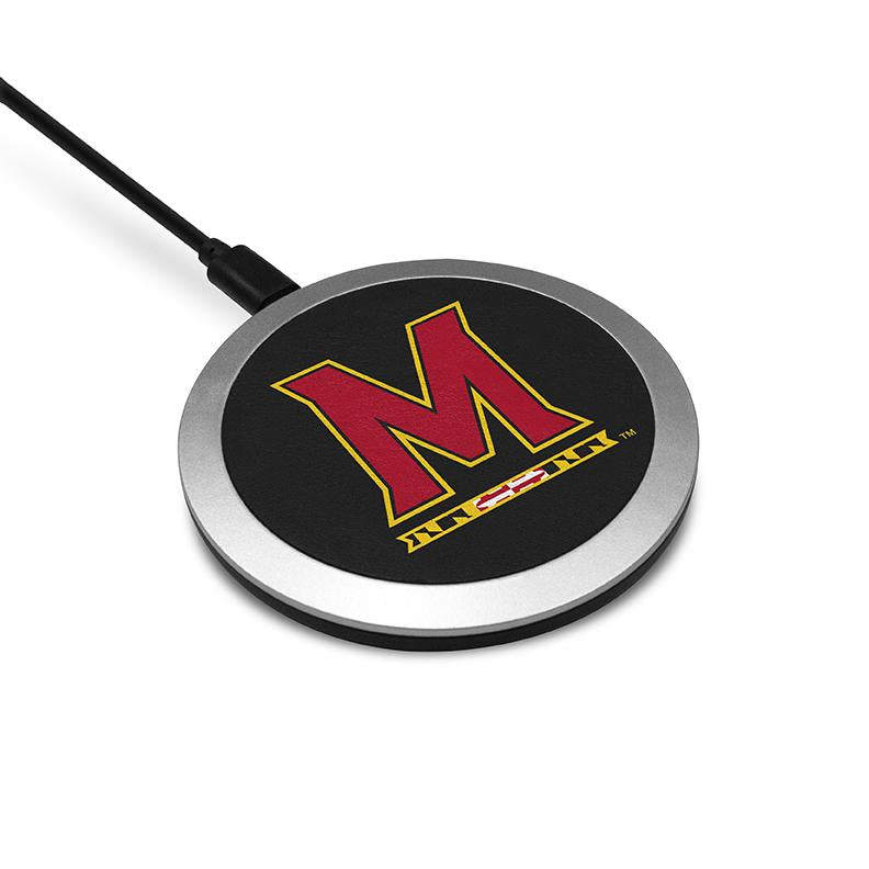 Maryland Terrapins Wireless Charging Pad - Prime Brands Group