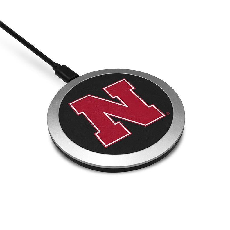 Nebraska Cornhuskers Wireless Charging Pad - Prime Brands Group
