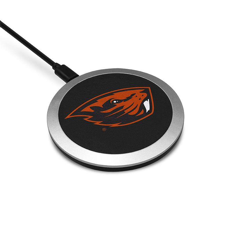 Oregon State Beavers Wireless Charging Pad - Prime Brands Group