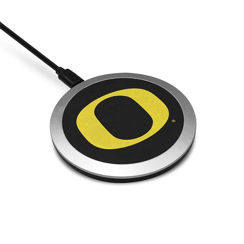 Oregon Ducks Wireless Charging Pad - Prime Brands Group