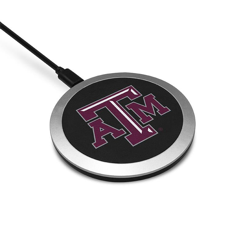 Texas A&M Wireless Charging Pad - Prime Brands Group