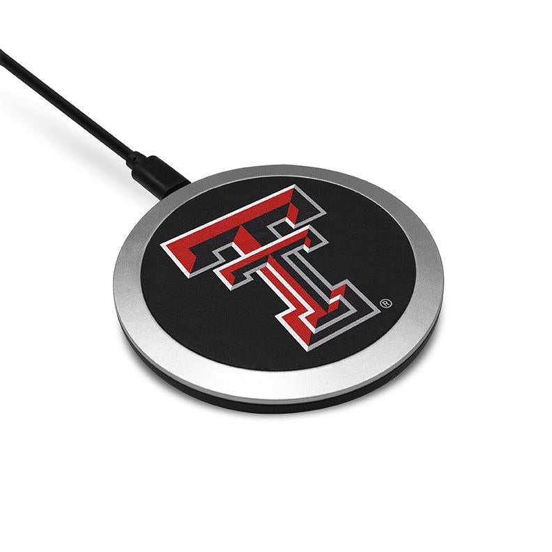 Texas Tech Red Raiders Wireless Charging Pad - Prime Brands Group