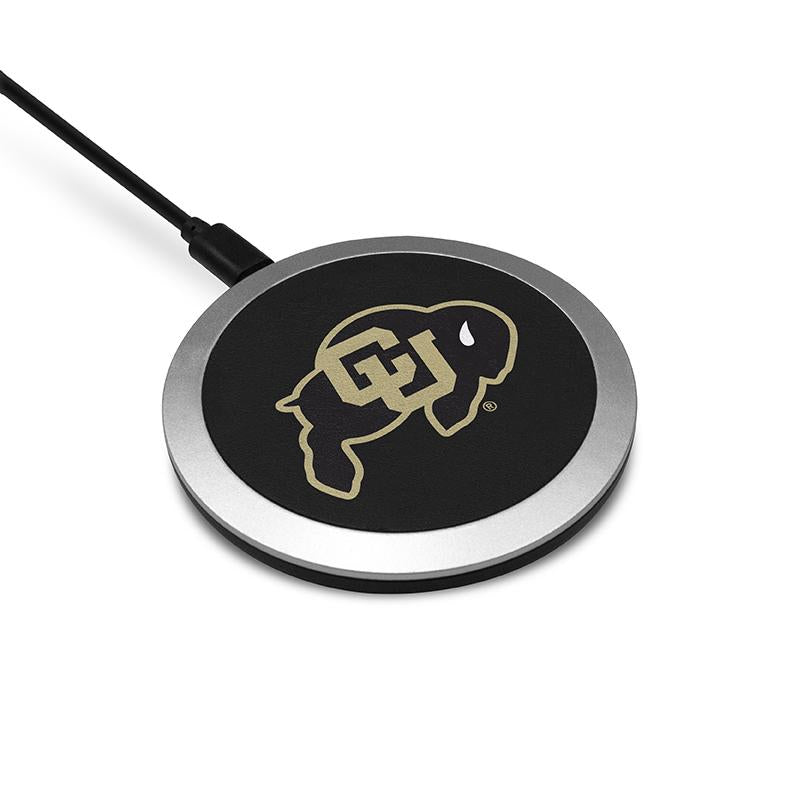 Colorado Buffaloes Wireless Charging Pad - Prime Brands Group