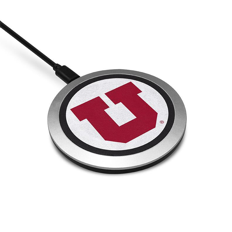 Utah Utes Wireless Charging Pad - Prime Brands Group