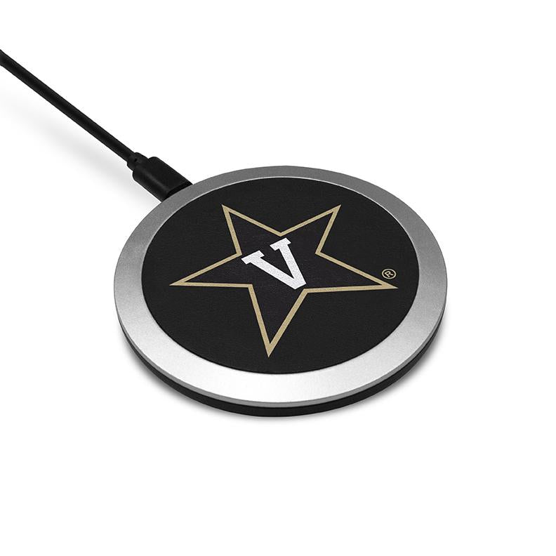 Vanderbilt Commodores Wireless Charging Pad - Prime Brands Group