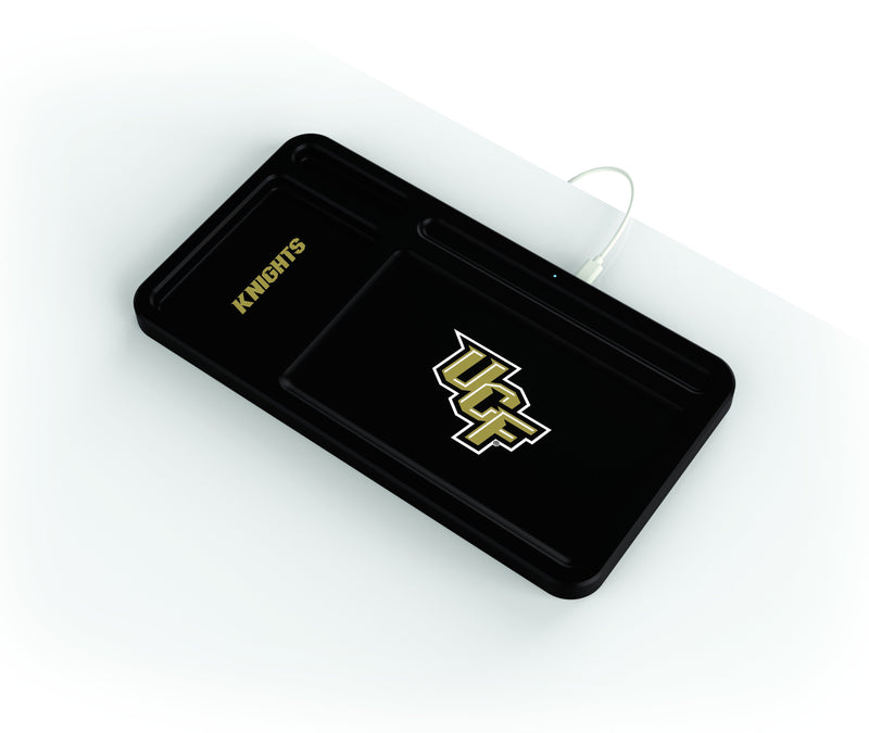 UCF Knights Wireless Charging Desk Valet - Prime Brands Group
