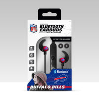 Buffalo Bills Bluetooth Earbuds