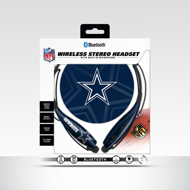 Dallas Cowboys Bluetooth Neckband