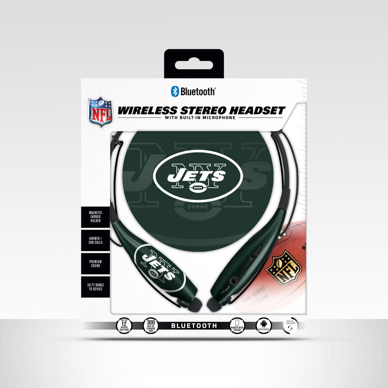 New York Jets Bluetooth Neckband