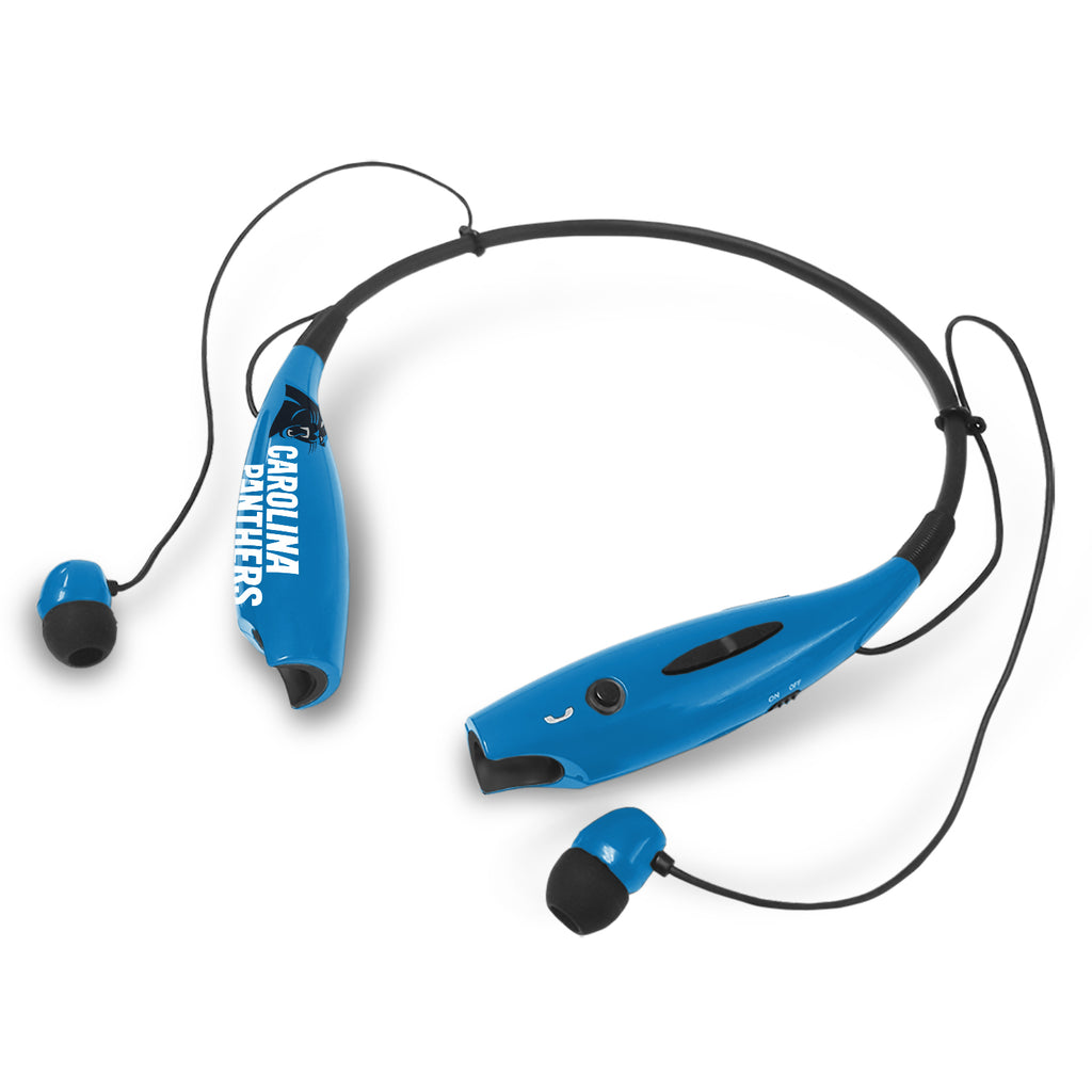 Carolina Panthers Bluetooth Neckband