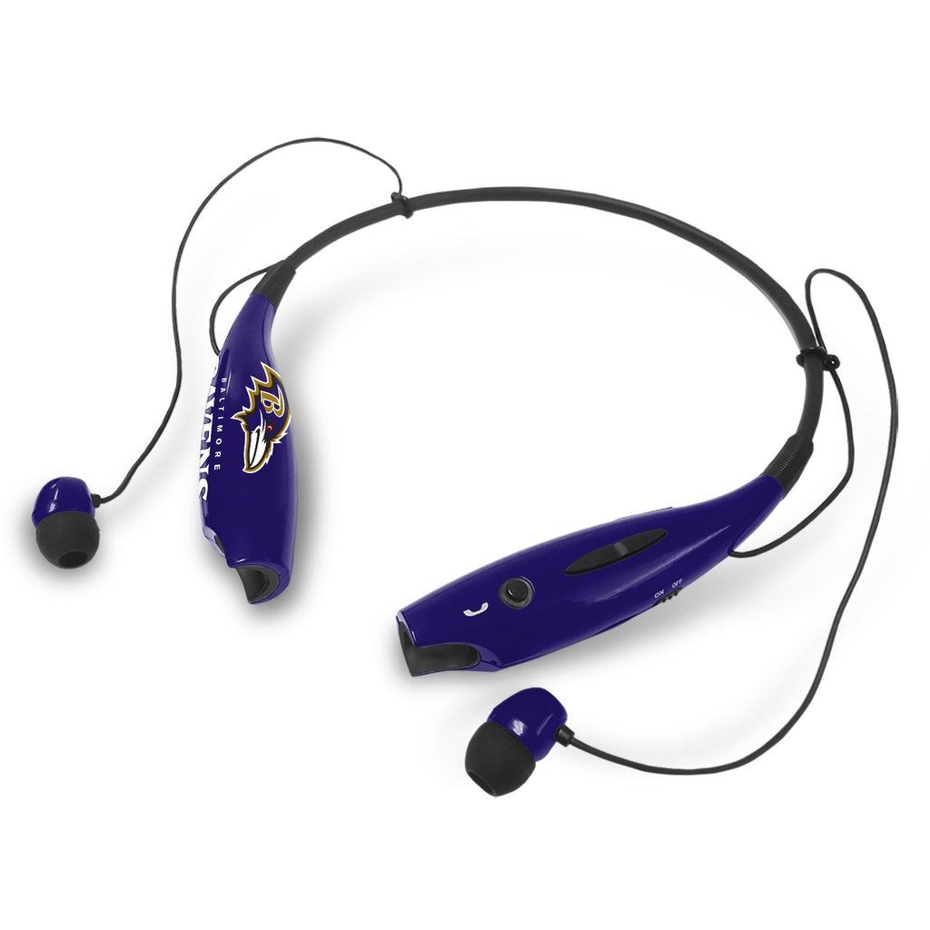 Baltimore Ravens Bluetooth Neckband