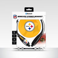 Pittsburgh Steelers Bluetooth Neckband - Prime Brands Group