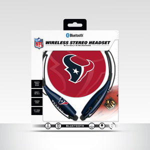 Houston Texans Bluetooth Neckband