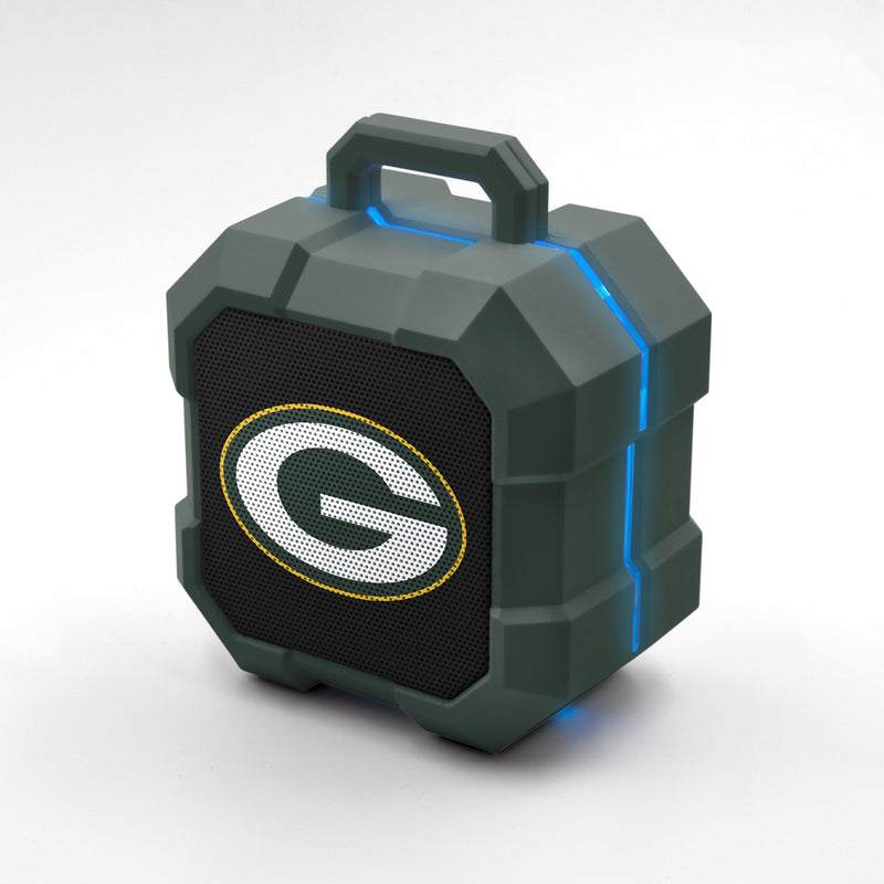 Green Bay Packers ShockBox LED Speaker - Prime Brands Group