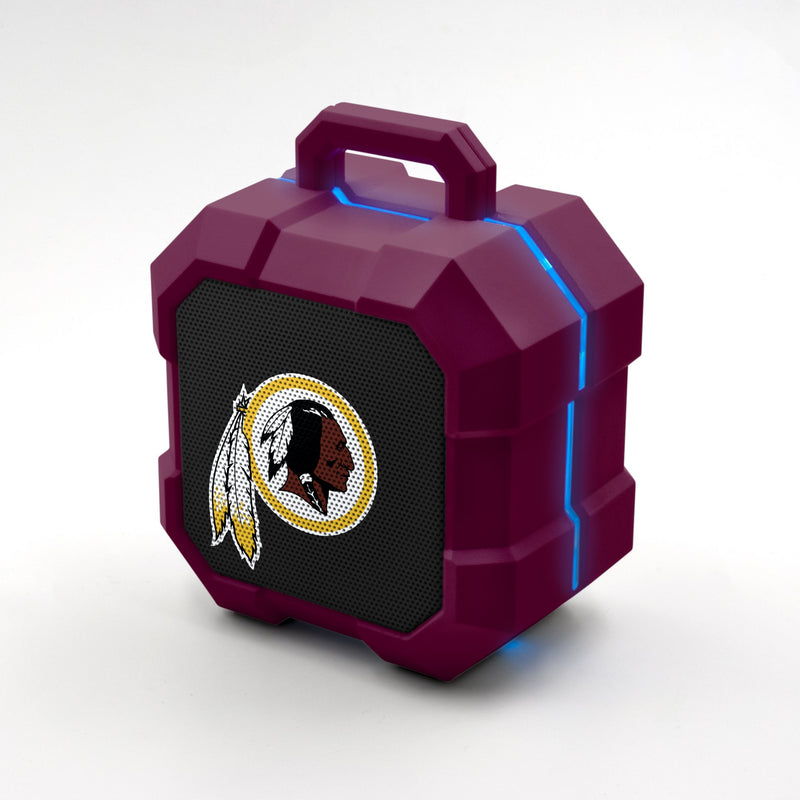 Washington Redskins ShockBox LED Speaker - Prime Brands Group