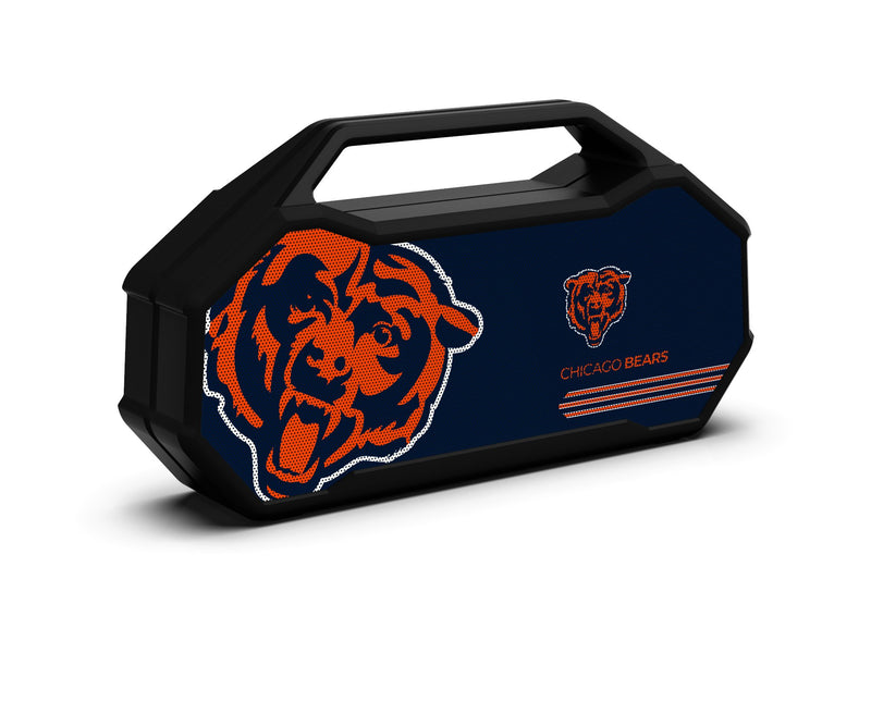 Chicago Bears Shockbox XL Speaker - Prime Brands Group