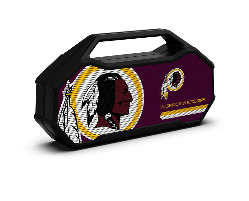 Washington Redskins Shockbox XL Speaker - Prime Brands Group