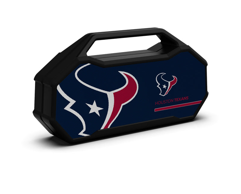 Houston Texans Shockbox XL Speaker - Prime Brands Group