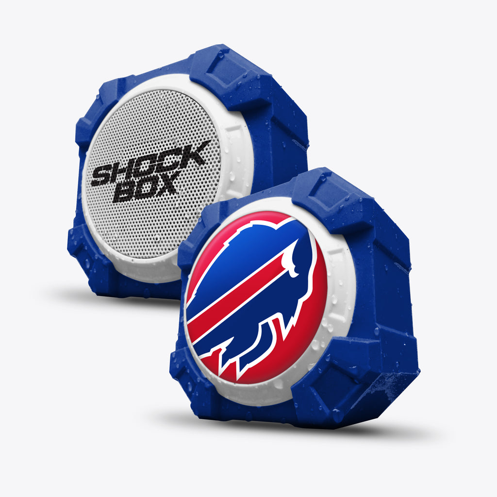 Buffalo Bills ShockBox Bluetooth Speaker
