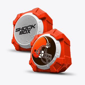 Cleveland Browns ShockBox Bluetooth Speaker