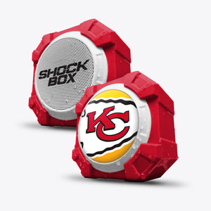 Kansas City Chiefs ShockBox Bluetooth Speaker