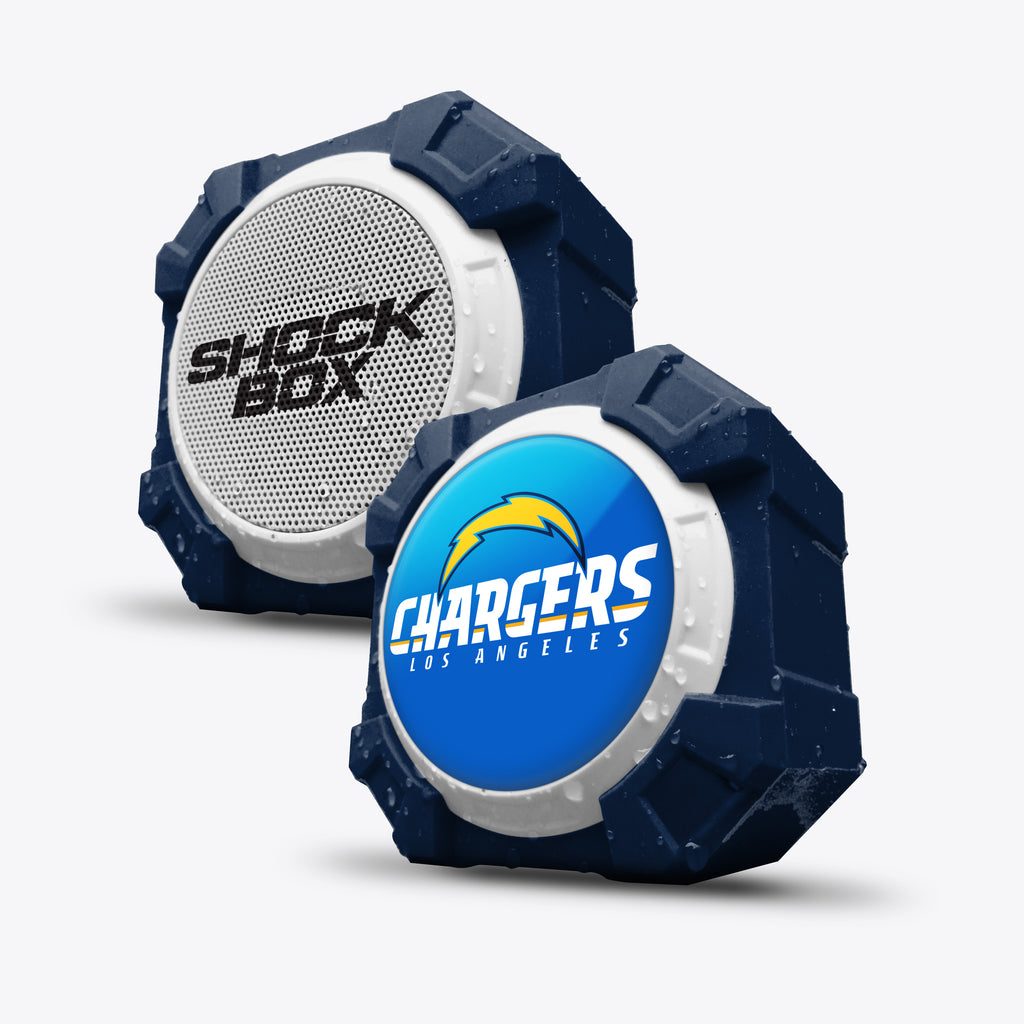Los Angeles Chargers ShockBox Bluetooth Speaker