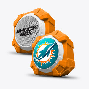 Miami Dolphins ShockBox Bluetooth Speaker