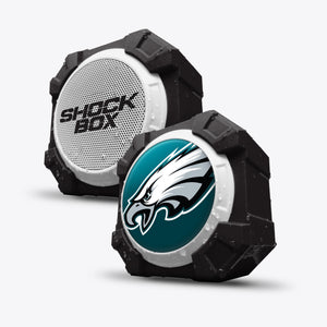 Philadelphia Eagles ShockBox Bluetooth Speaker