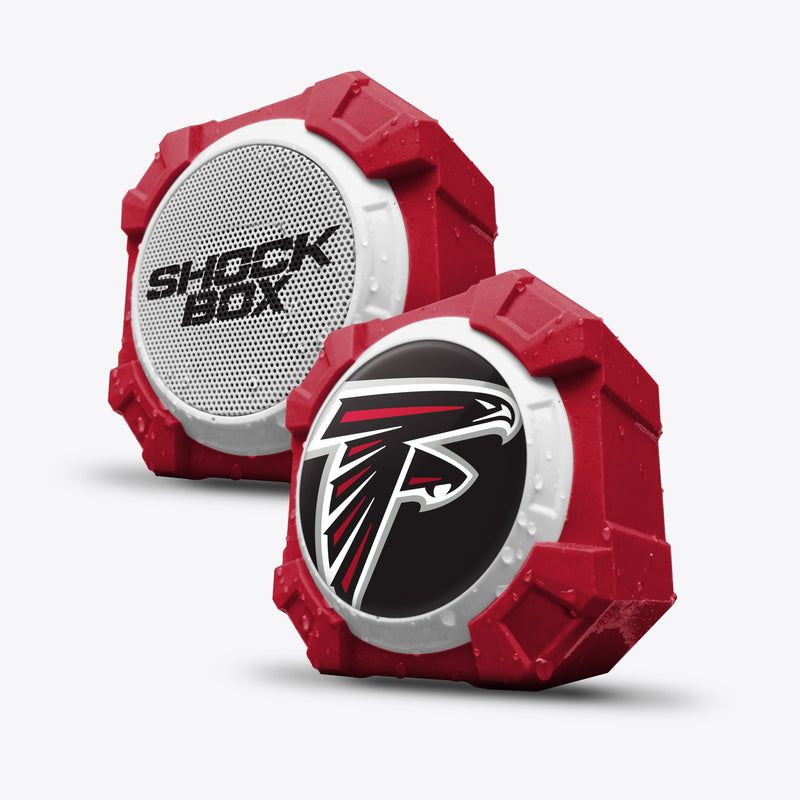 Atlanta Falcons ShockBox Bluetooth Speaker