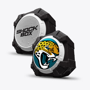 Jacksonville Jaguars ShockBox Bluetooth Speaker - Prime Brands Group