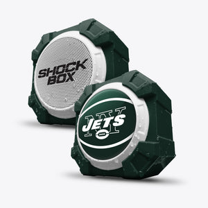 New York Jets ShockBox Bluetooth Speaker