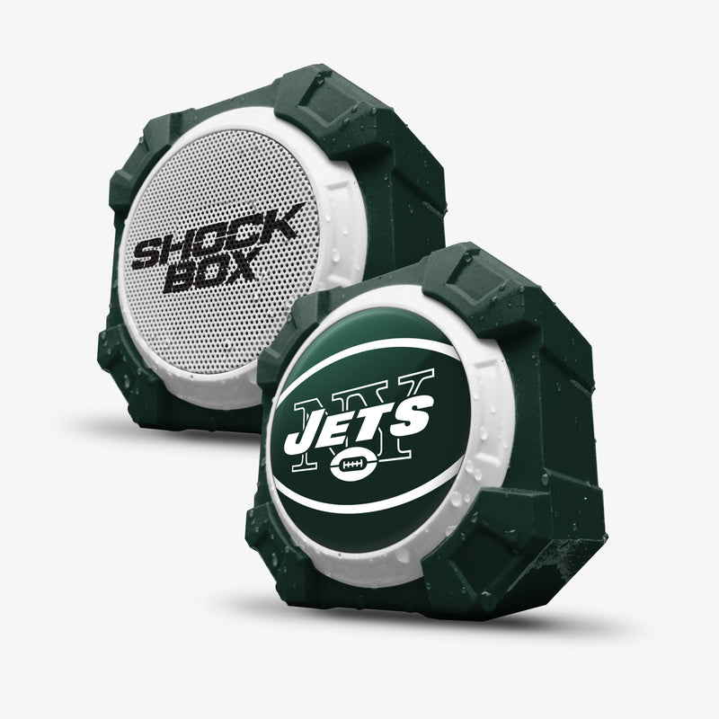 New York Jets ShockBox Bluetooth Speaker - Prime Brands Group