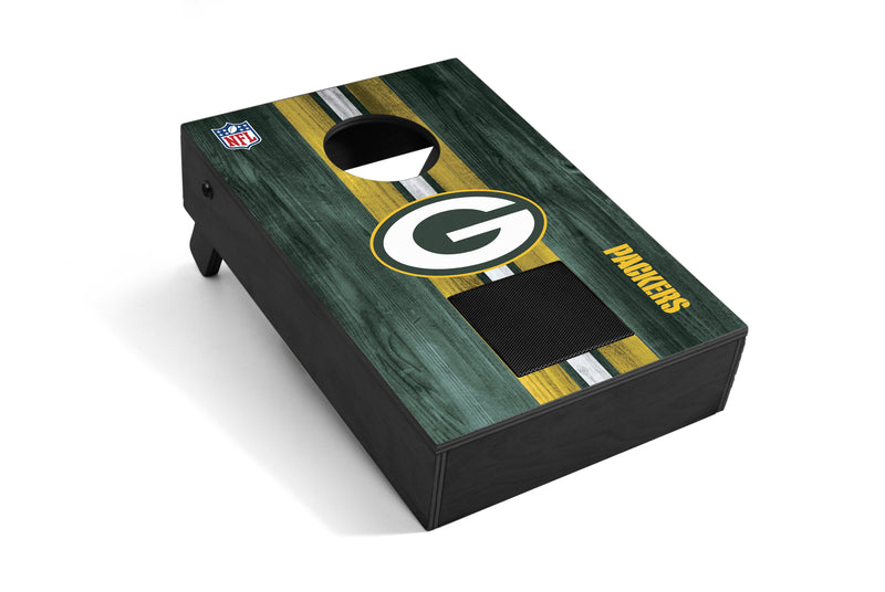Green Bay Packers Bluetooth Speaker Cornhole Game