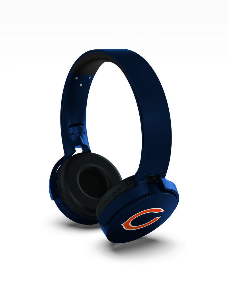 Chicago Bears Wireless DJ Headphones - Prime Brands Group