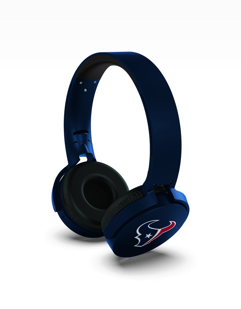 Houston Texans Wireless DJ Headphones - Prime Brands Group