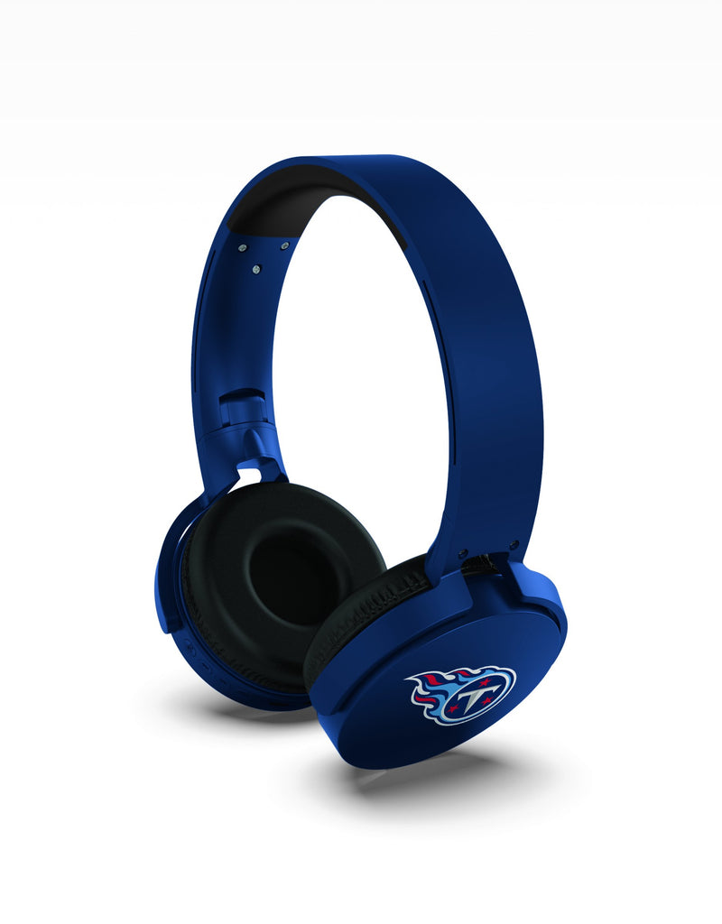 Tennessee Titans Wireless DJ Headphones - Prime Brands Group