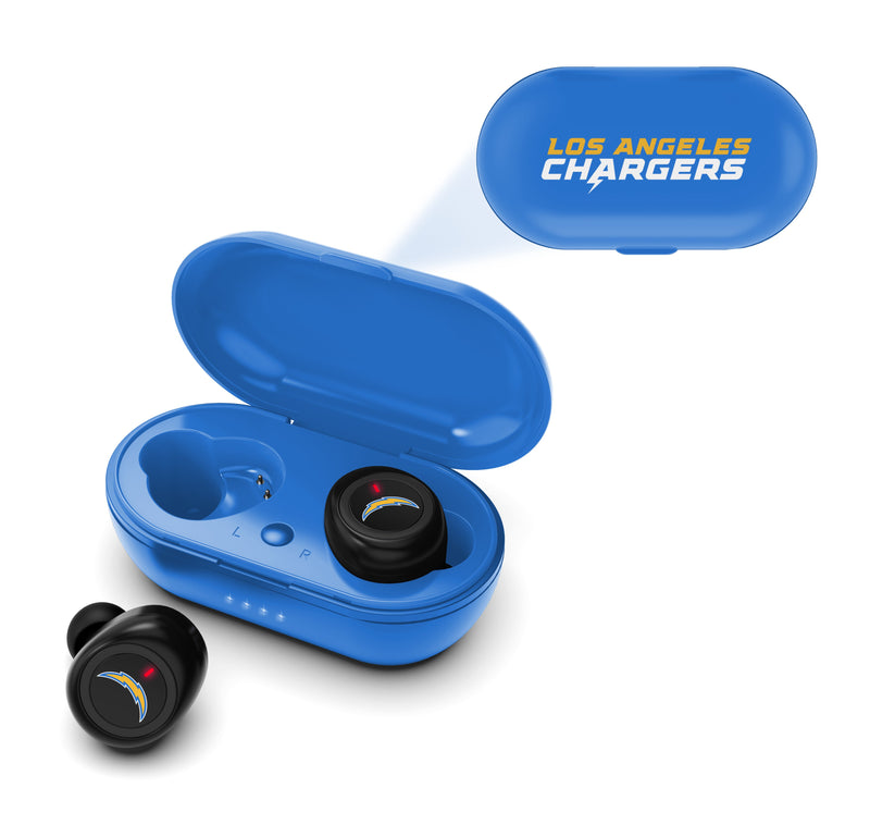 Los Angeles Chargers True Wireless Earbuds
