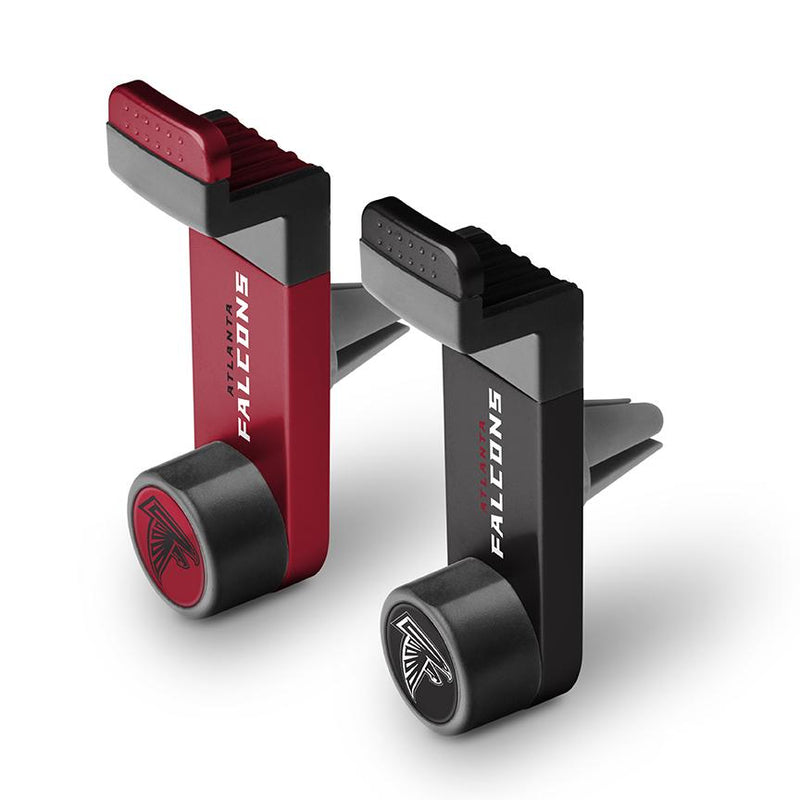 Atlanta Falcons Car Mount 2 Pack - Prime Brands Group