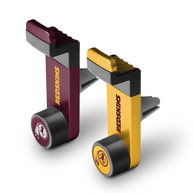 Washington Redskins Car Mount 2 Pack - Prime Brands Group