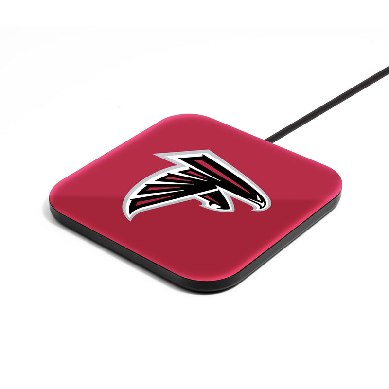 Atlanta Falcons Wireless Charging Pad - Prime Brands Group