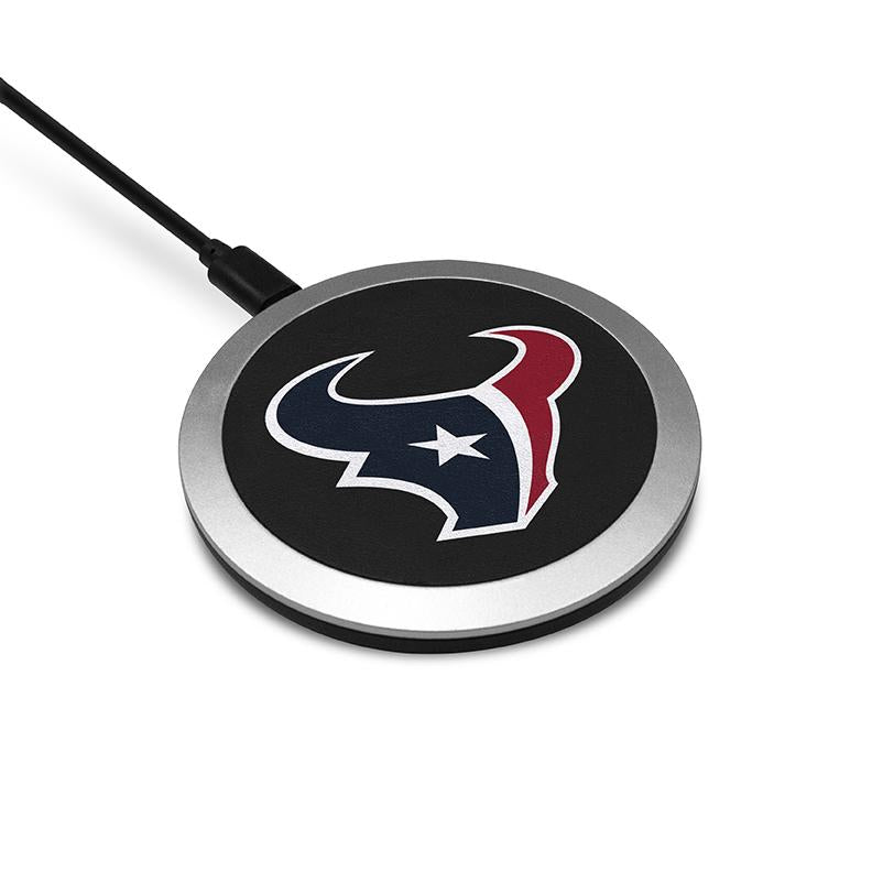 Houston Texans Wireless Charging Pad - Prime Brands Group